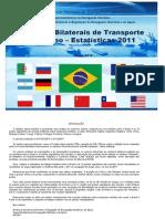 Acordos Bilaterais de Transporte Maritimo