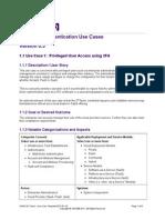 Symantec Authentication Use Cases