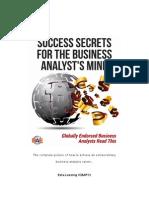 eBook+Bonus+Success+Secrets+for+the+Business+Analyst%27s+Mind