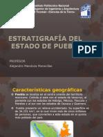 Estratigrafía Del Estado de Puebla 21