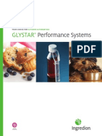 GLYSTAR® performance systems fact sheet