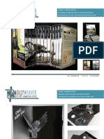 Selecte Graphic Design Flatwork Portfolio