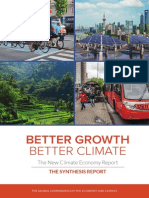 The New Climate Economy Report