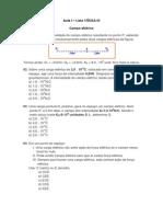 Aula II  lista II FISICA III.docx