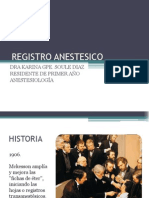 REGISTRO ANESTESICO