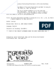 The Great Round World and What Is Going On In It, Vol. 1, No. 18, March 11, 1897A Weekly Magazine for Boys and Girls by Various