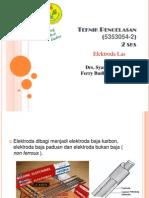 6. Elektroda Las