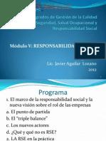 Responsabilidad Social en La Empresa