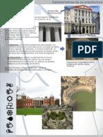 Neoclasico en Inglaterra- Características arquiectónicas