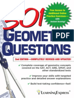 501 Geometry Questions Second Edition