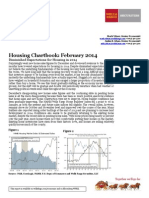 Wells Housing Outlook February 10 2014 Special Commentary