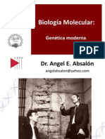 Biología Molecular- Ingeniería Genética