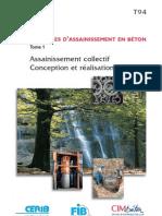 CT-T94 Ouvrage d'Assainissement en Béton