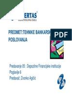 05-Depozitne Financijske Institucije