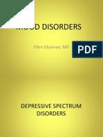 Mood Disorders 1-23-09 1 Dr Gluzman