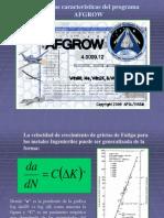 Generalidades del software AFgrow