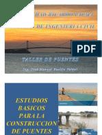 04 Estudios Basicos Para Puentes