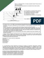 Simulado de Biologia 3ª E.M. PDF