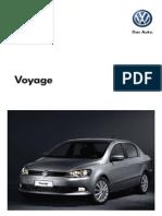 Ficha Técnica Volkswagen Voyage