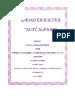 EjercicioDeProgramacion2014-PROYECTO