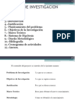Elaboracion Del Protocolo de Investigacion
