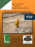 TWS 2013 Agenda