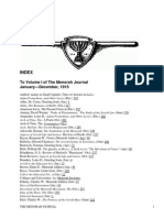 The Menorah Journal, Volume 1, 1915 by Various