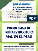 Infraestrucctura Vial y Cap. de Espe. Tecn.