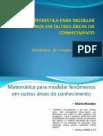 Seminário Modelagem