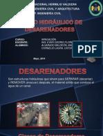 Desarenadores Exp
