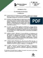 Reglamento de Caja Chica - Abril 2012