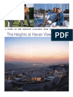 The Heights at Haven View Estate Area Guide