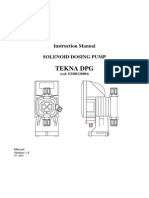 Seko TEKNA DPG Pump Instruction Manual
