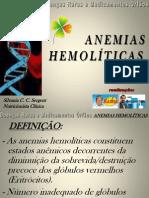 Anemias Hemoliticas[1]