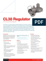 CL38 Commercial and Industrial Regulator