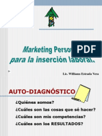 Marketing Personal Para La Insercion Laboral