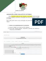 Avaliação Do Orientador de Estudo No SISMEDIO_Final