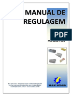 Manual de Regulagem (Mx 6000 Plus)