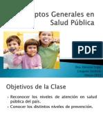 01 - Conceptos Generales en Salud Publica
