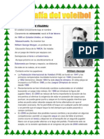 La Historia de Voleibo1