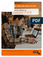 Special Edition on Didactics of Open and Online Education