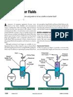 Buffer & Barrier Fluids