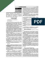 El Peruano Libro de Reclamaciones Modificado 23 Enero 2014