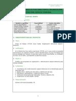 Organizacion Estructural Espacio - Temporal (1)
