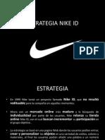 Estrategia Nike Id