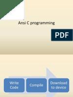 z8 Ansi C Programming