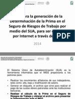 Guia Para GeneracionDeterminacionSUA 2014 IDSE