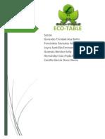 Eco Table