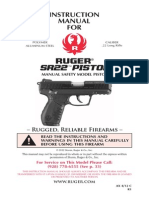 Sr 22 Pistol manual
