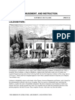 The Mirror of Literature, Amusement, and InstructionVolume 13, No. 370, May 16, 1829 by Various